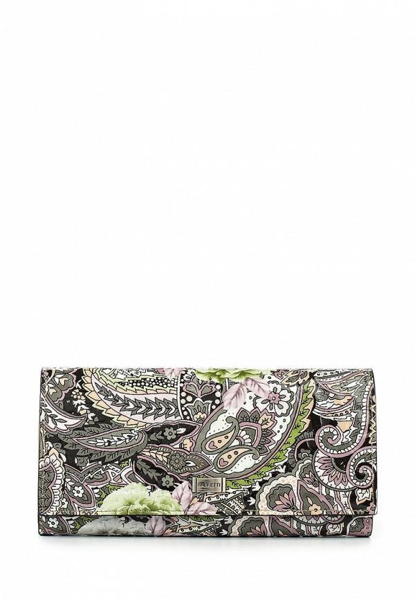 Кошелек Fabretti 72062-grey flower