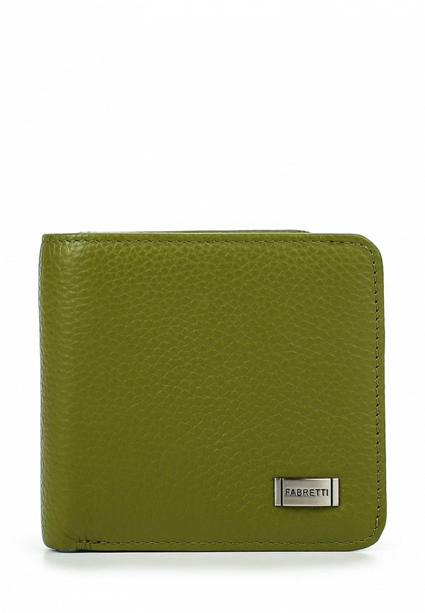 Кошелек Fabretti FA008-green