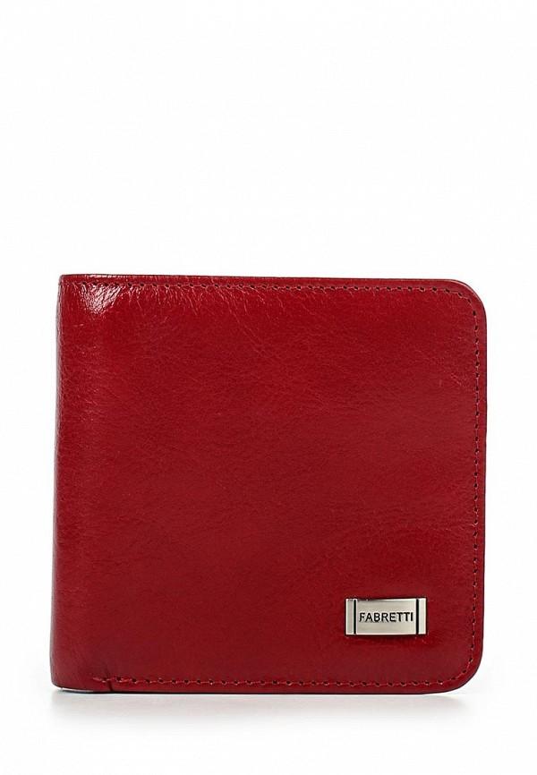 Кошелек Fabretti FA008-red