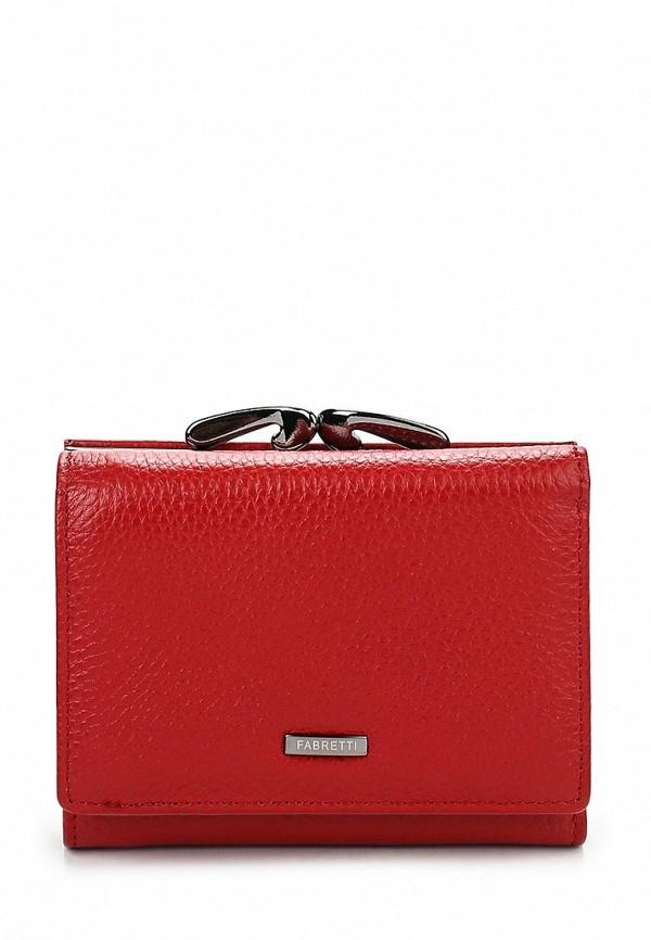 Кошелек Fabretti 42022-red