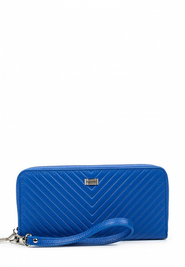 Кошелек Fabretti 77006-blue print