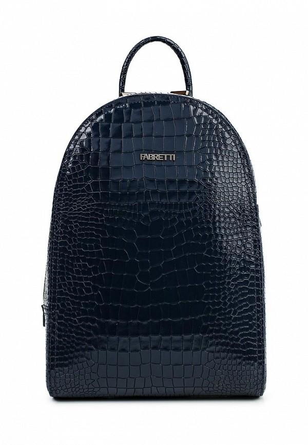 Городской рюкзак Fabretti CSS1256-blue cocco