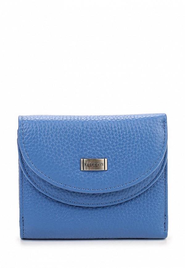 Кошелек Fabretti 40041-l.blue