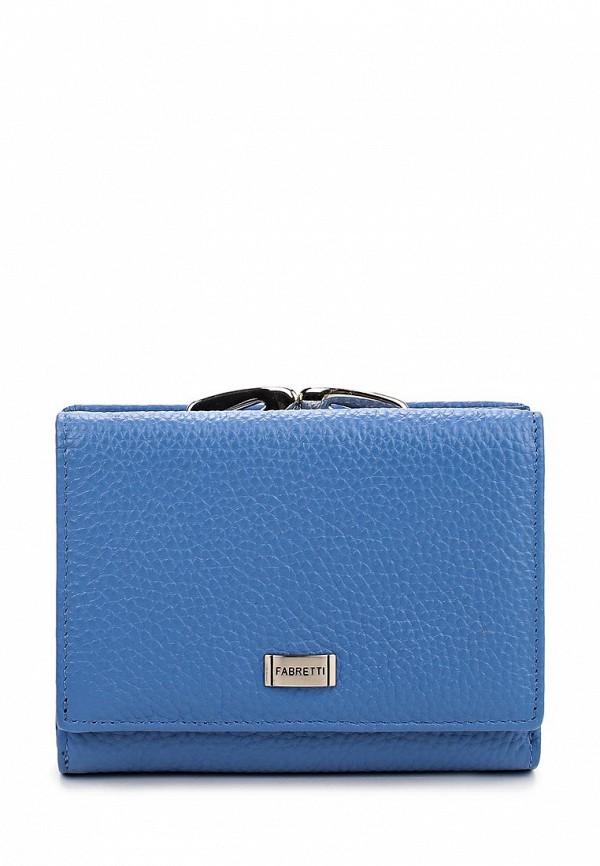 Кошелек Fabretti 47009-l.blue
