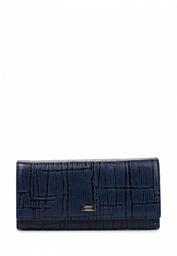 Кошелек Fabretti 72032-blue/black