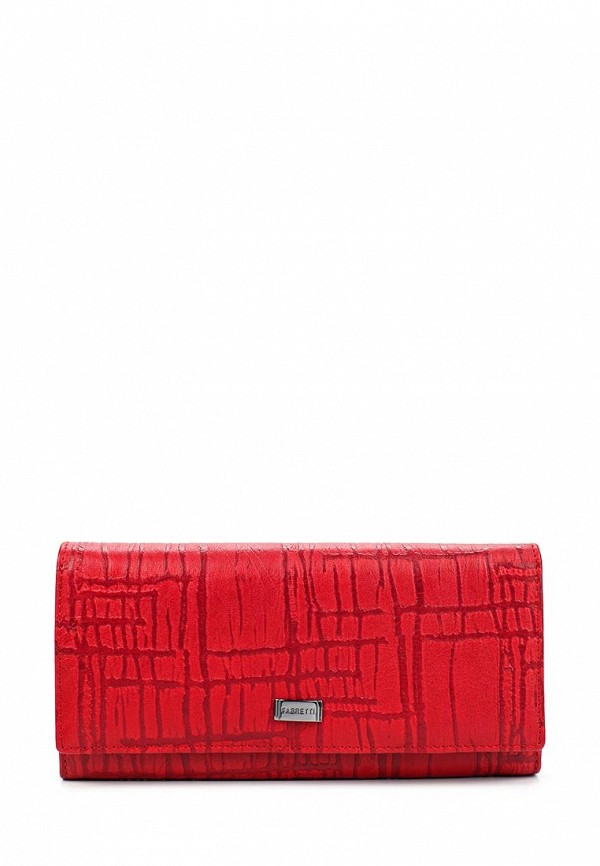 Кошелек Fabretti 72032-red/black