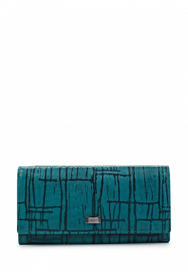 Кошелек Fabretti 72062-green/black