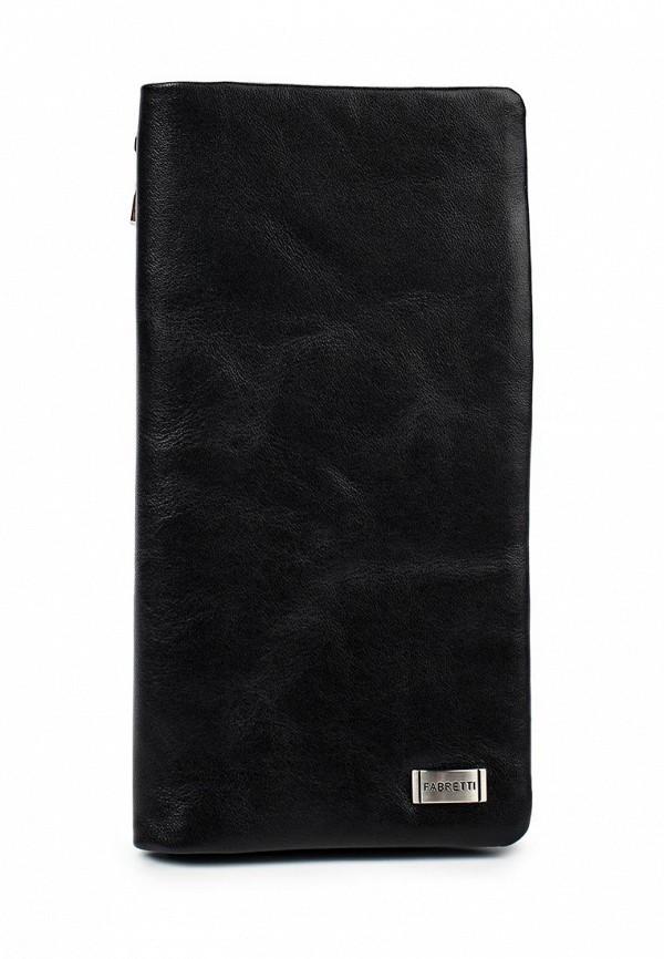 Кошелек Fabretti 73039M-black