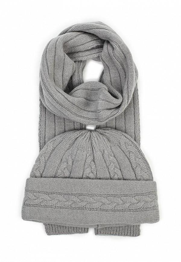 Комплект: шапка и шарф Fabretti