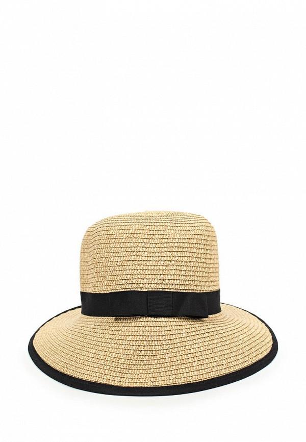 Шляпа Fabretti GL16-3/2 beige/black  Шляпа