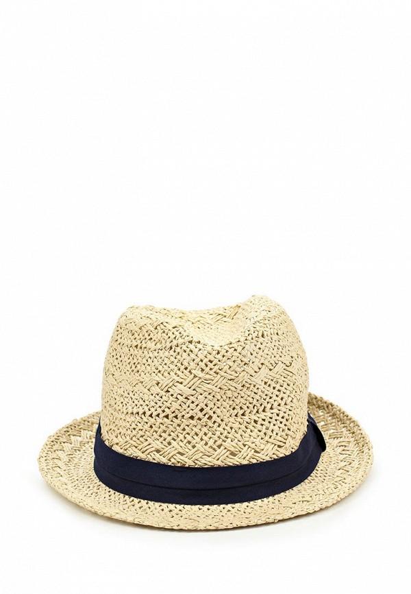 Шляпа Fabretti GL26-3 beige Шляпа