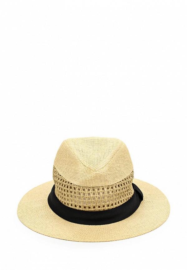 Шляпа Fabretti GL28-3 beige Шляпа
