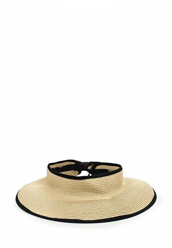 Шляпа Fabretti GL35-3 beige Шляпа