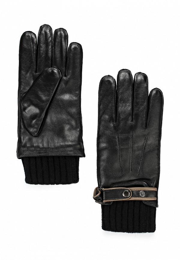 Мужские перчатки Fabretti 12.47-1 black
