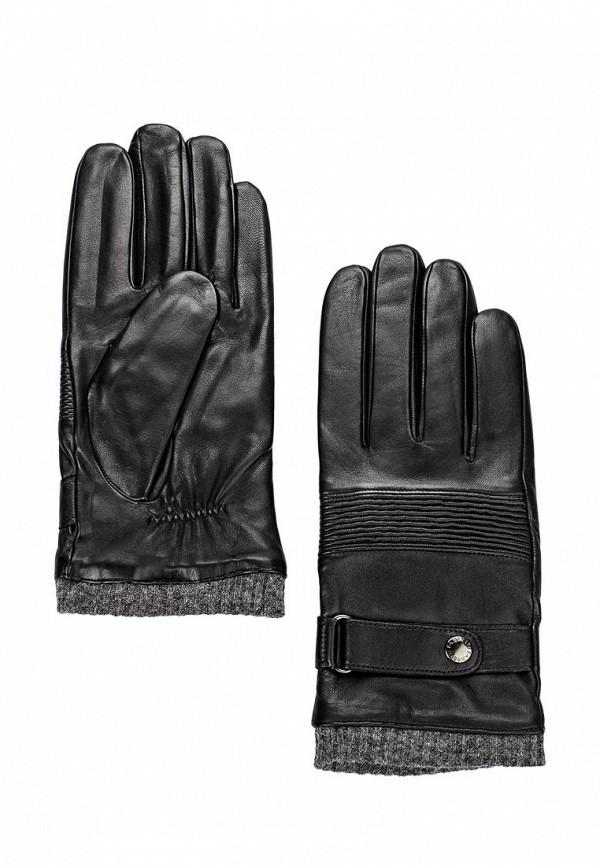Мужские перчатки Fabretti 12.50-1 black