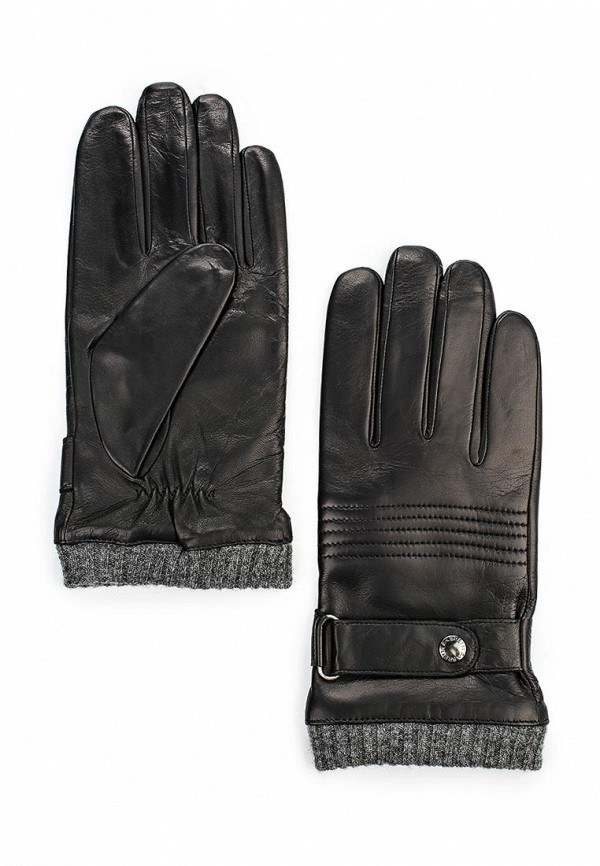 Мужские перчатки Fabretti 2.61-1 black