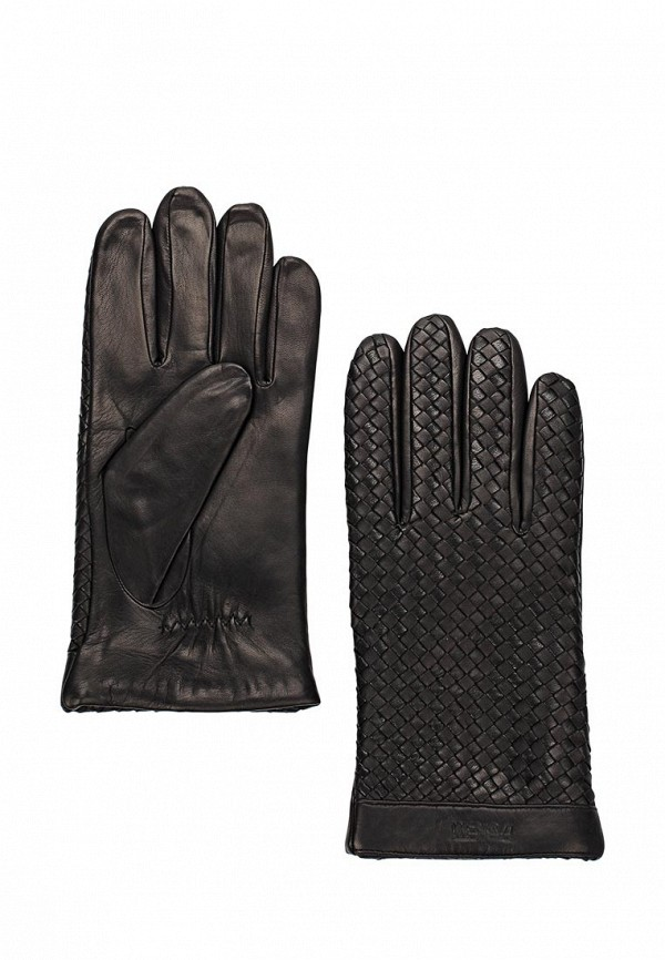 Мужские перчатки Fabretti 2.90-1 black