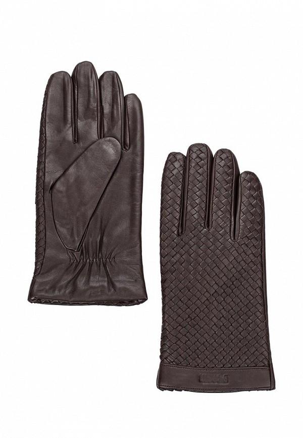 Мужские перчатки Fabretti 2.90-2 chocolate