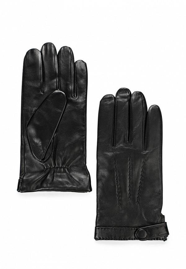 Мужские перчатки Fabretti 12.54-1 black