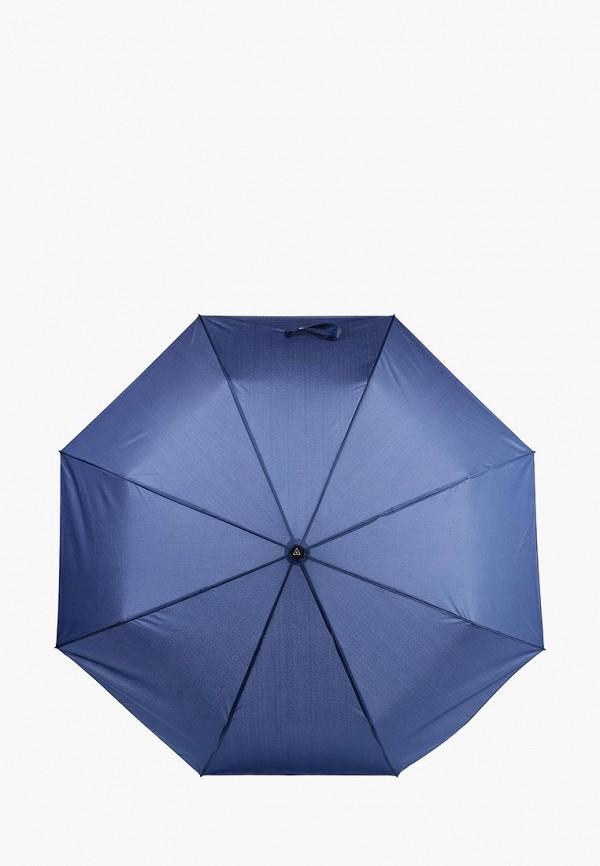 Зонт складной Fabretti цвет синий сезон весна, лето, мульти страна Япония