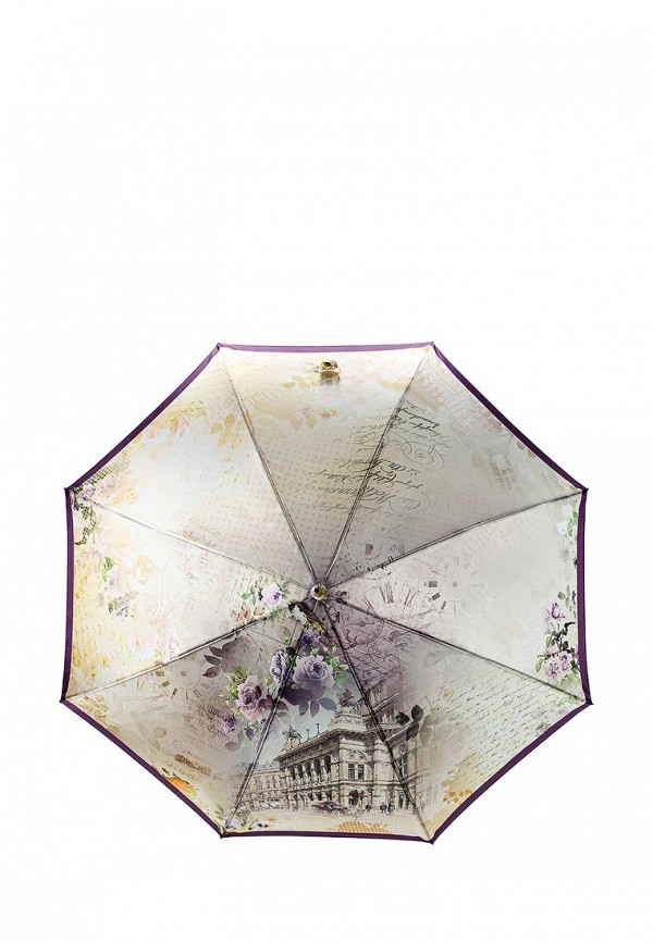 Зонт-трость Fabretti Fabretti FA003DWAREU4 printio зонт трость двусторонний с деревянной ручкой