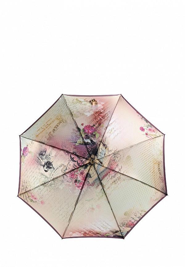 Зонт-трость Fabretti Fabretti FA003DWAREU5 printio зонт трость двусторонний с деревянной ручкой