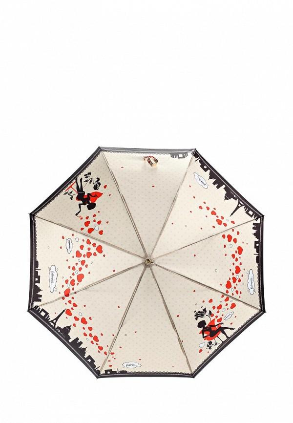Зонт-трость Fabretti Fabretti FA003DWAREU7 printio зонт трость двусторонний с деревянной ручкой