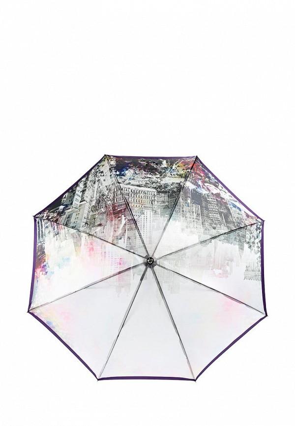 Зонт-трость Fabretti Fabretti FA003DWCB585 printio зонт трость с деревянной ручкой