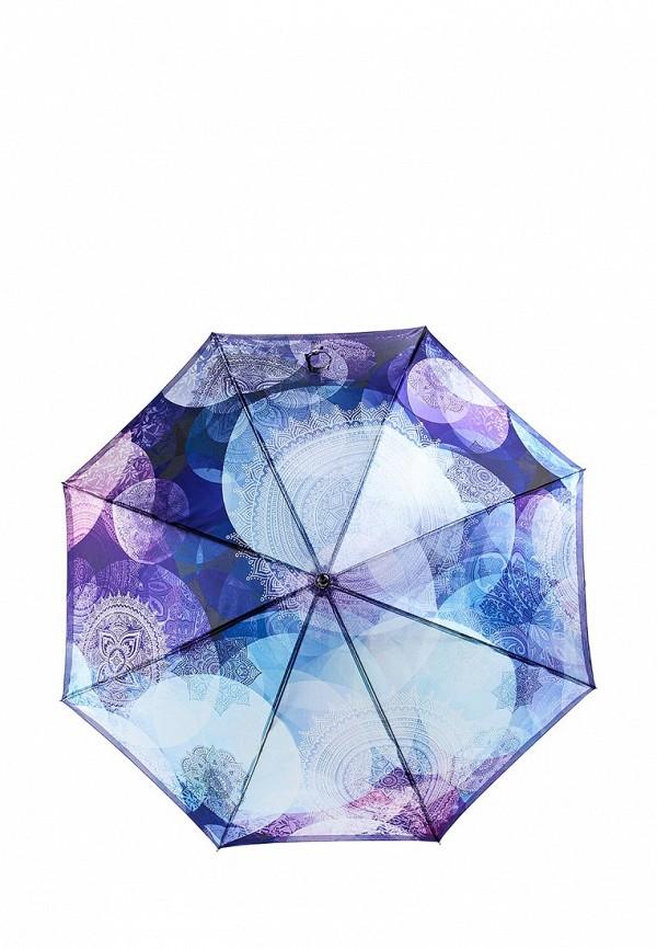Зонт-трость Fabretti Fabretti FA003DWEA067 printio зонт трость с деревянной ручкой