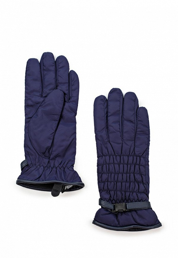 Женские перчатки Fabretti 27.18-12 blue