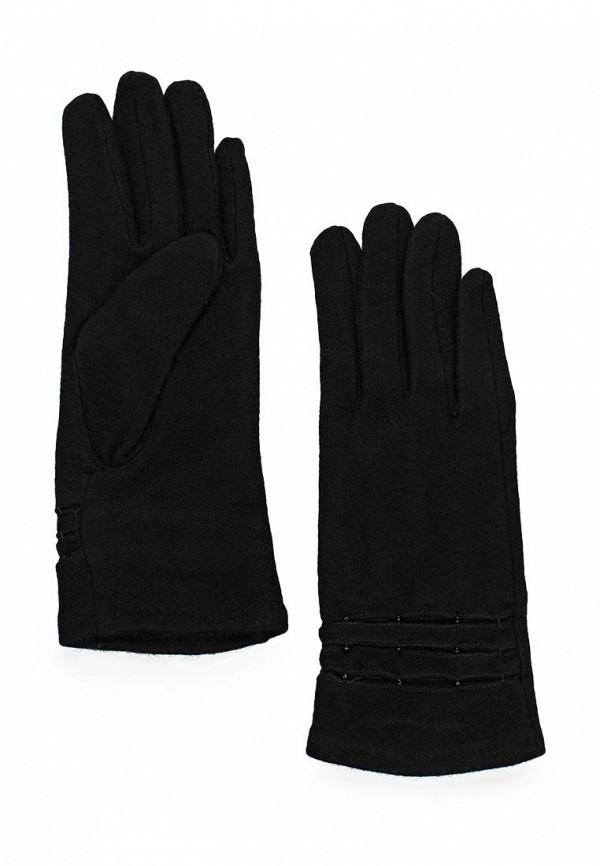 Женские перчатки Fabretti D2016-1-Black