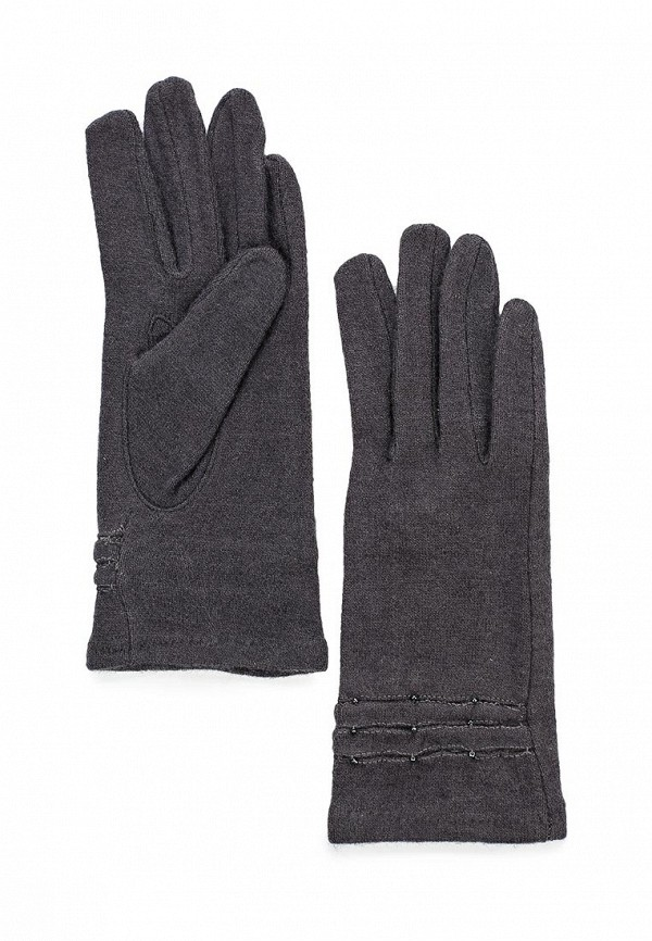 Женские перчатки Fabretti D2016-1-D.Grey