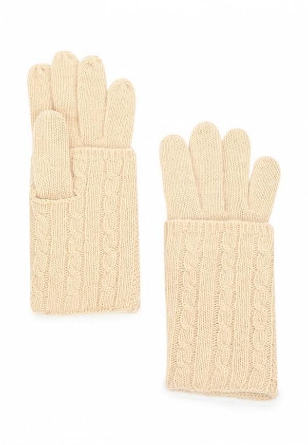 Женские перчатки Fabretti H2016-4-Beige