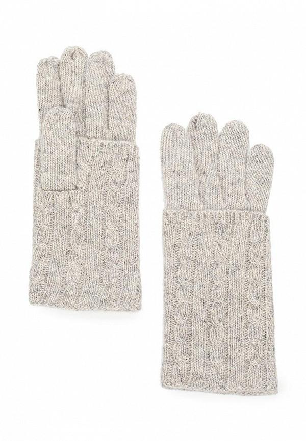 Женские перчатки Fabretti H2016-4-Grey