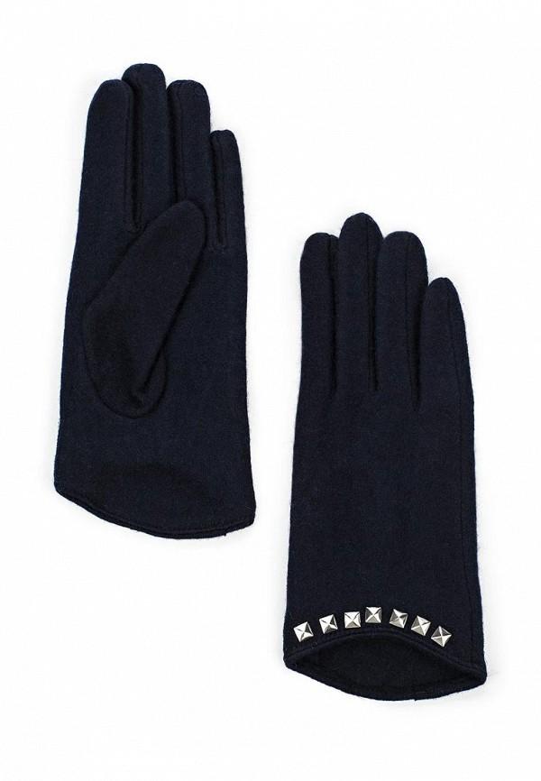 Женские перчатки Fabretti HB2016-8-dark navy