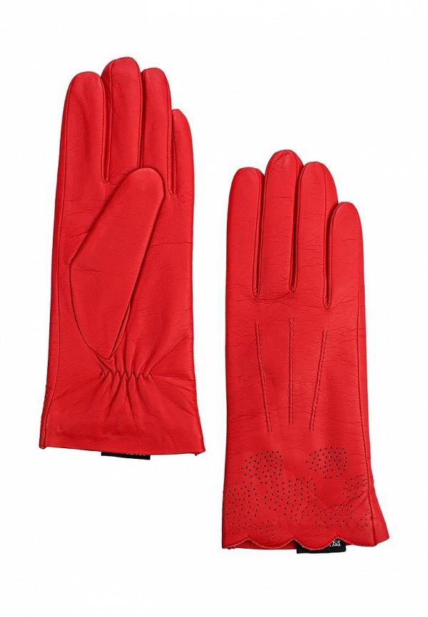 Женские перчатки Fabretti 12.29-7 red