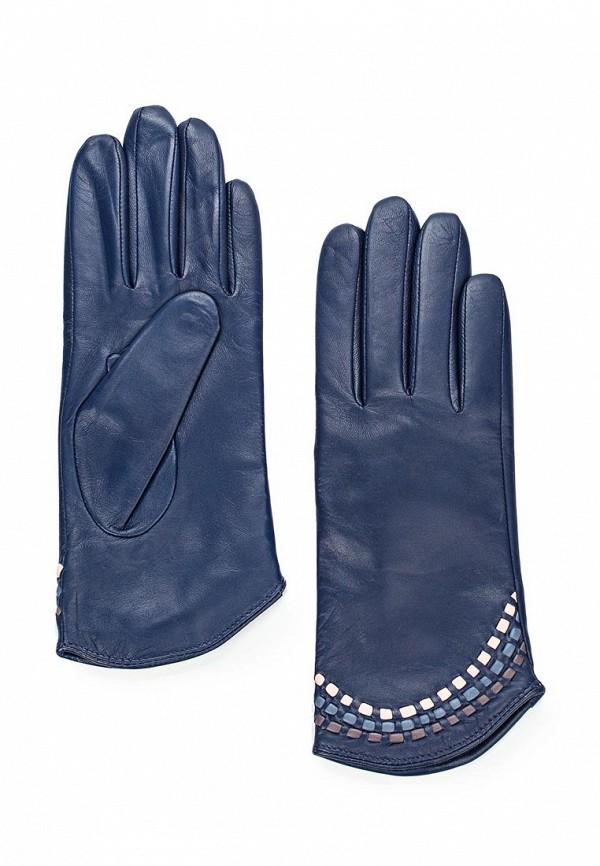 Женские перчатки Fabretti 12.34-11 blue