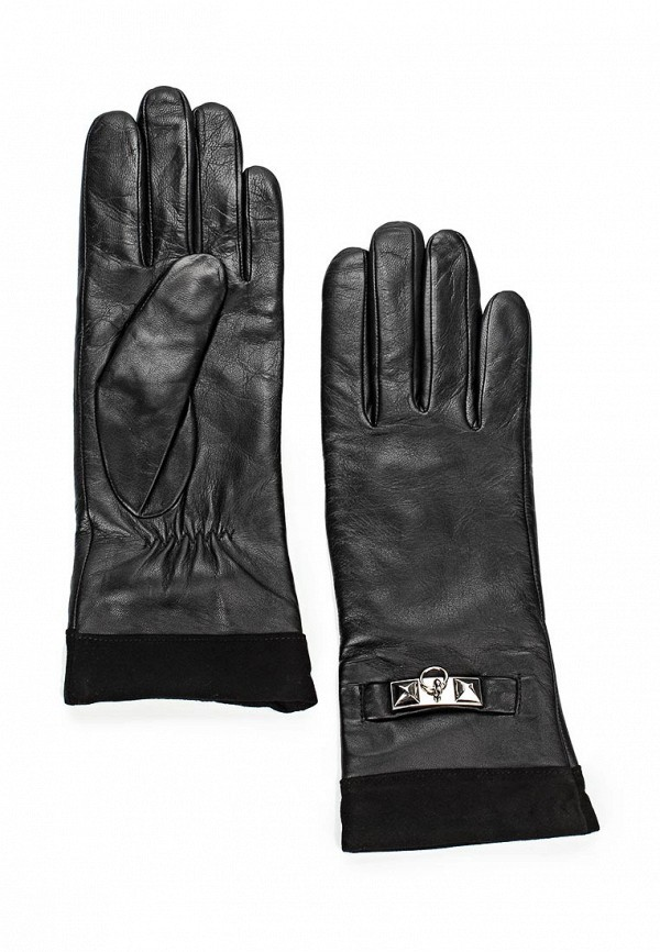 Женские перчатки Fabretti 12.36-1 black