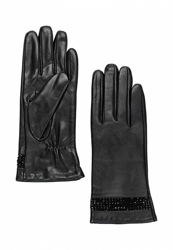 Женские перчатки Fabretti 15.4-1 black