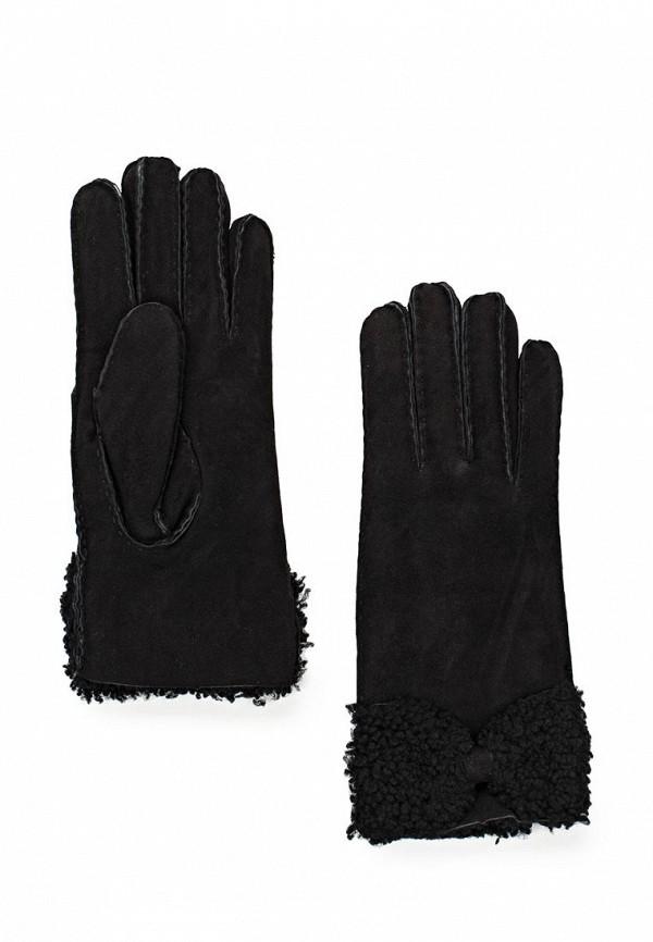 Женские перчатки Fabretti 25.8-1 black