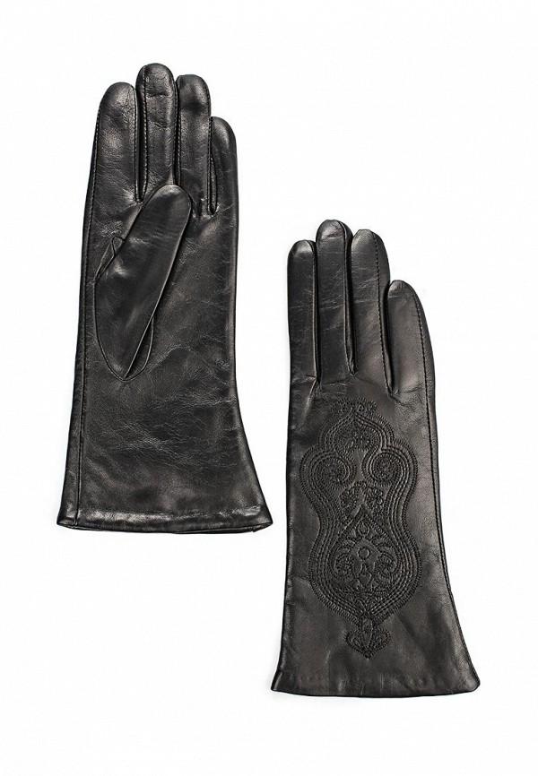 Женские перчатки Fabretti 9.68-1 black