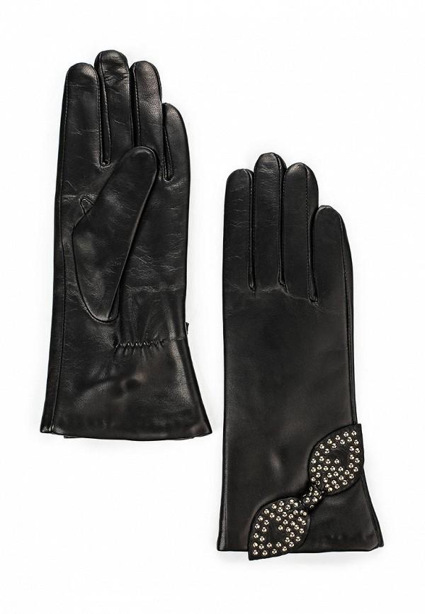 Женские перчатки Fabretti 9.79-1 black