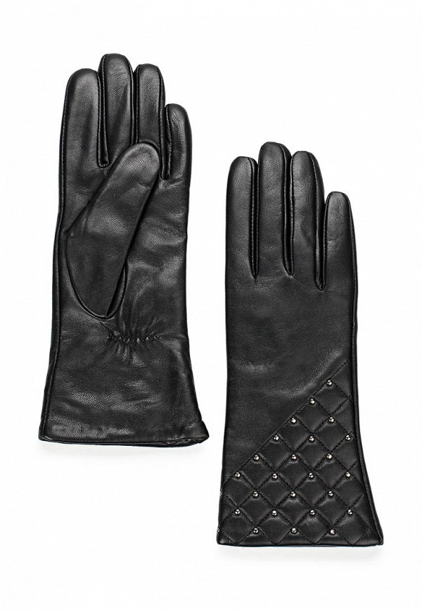 Женские перчатки Fabretti 9.85-1 black