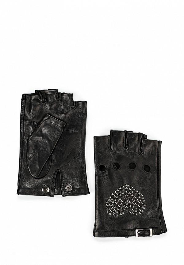 Женские перчатки Fabretti 9.86-1 black