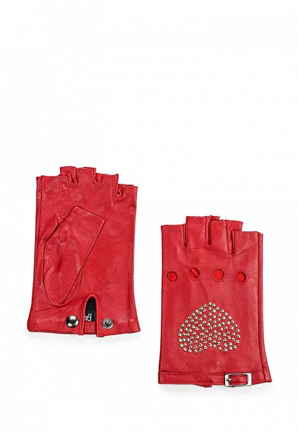 Женские перчатки Fabretti 9.86-7 red