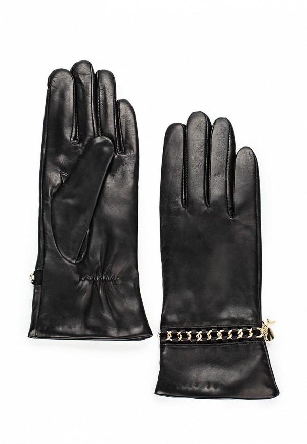 Женские перчатки Fabretti 9.87-1 black