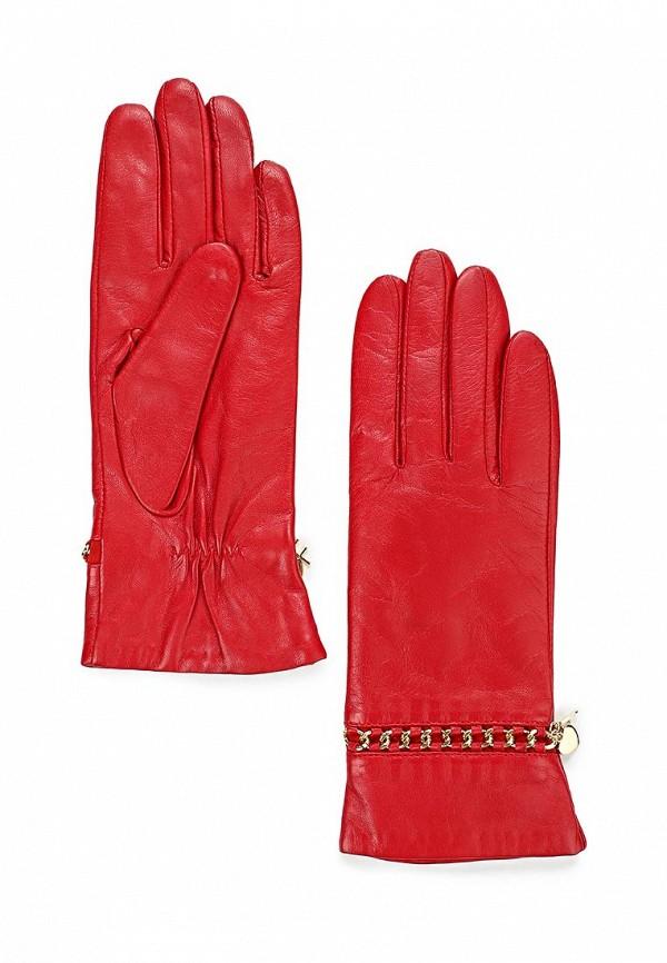 Женские перчатки Fabretti 9.87-7 red