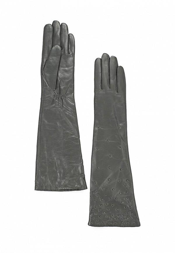 Женские перчатки Fabretti 9.89-9 grey