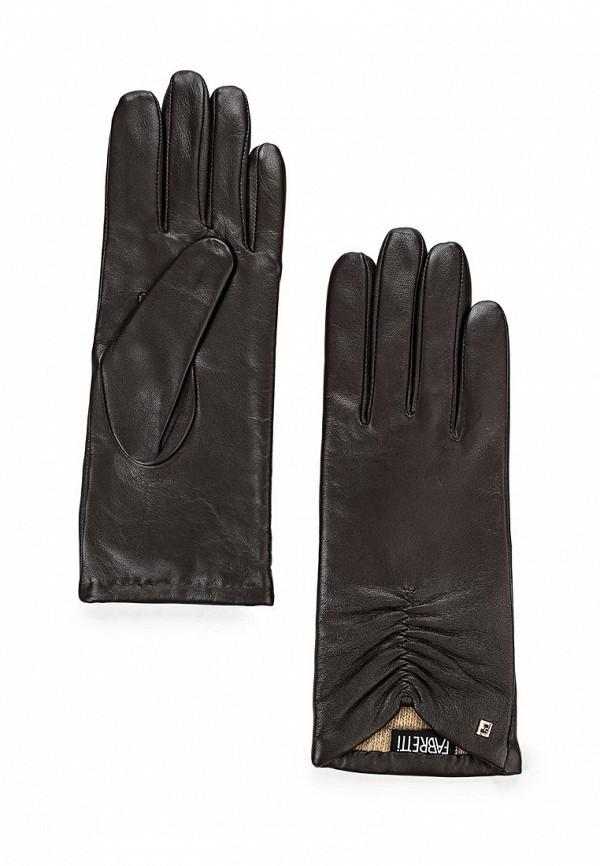 Женские перчатки Fabretti S1.7-2 chocolate
