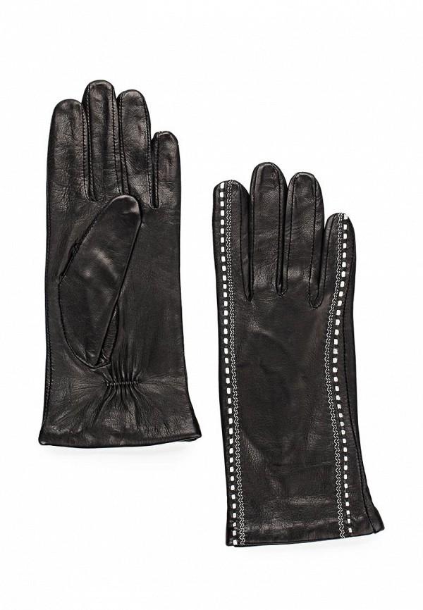 Женские перчатки Fabretti 22.17-1/6s black/white